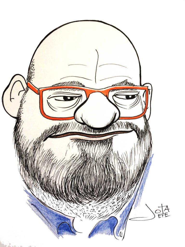 Paco Pérez Abellán, otro homenaje a Cuarto Milenio - Jotaefe